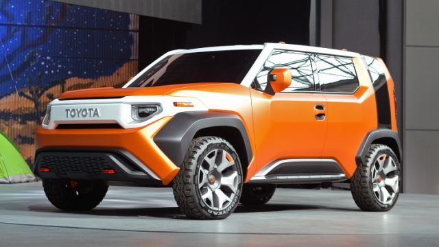 2018 Toyota Ft 4x Concept Price And Release Date Toyota