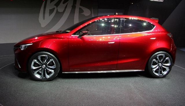 2018 mazda 2 review redesign specs changes price release date. Black Bedroom Furniture Sets. Home Design Ideas
