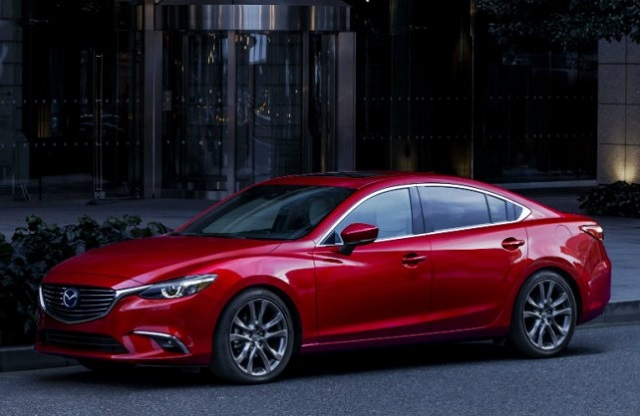 2018 mazda 6 sedan turbo wagon release changes for 2018 mazda 6 exterior