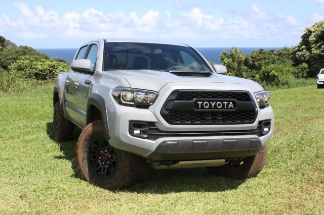 2018 toyota tacoma trd pro review toyota mazda. Black Bedroom Furniture Sets. Home Design Ideas
